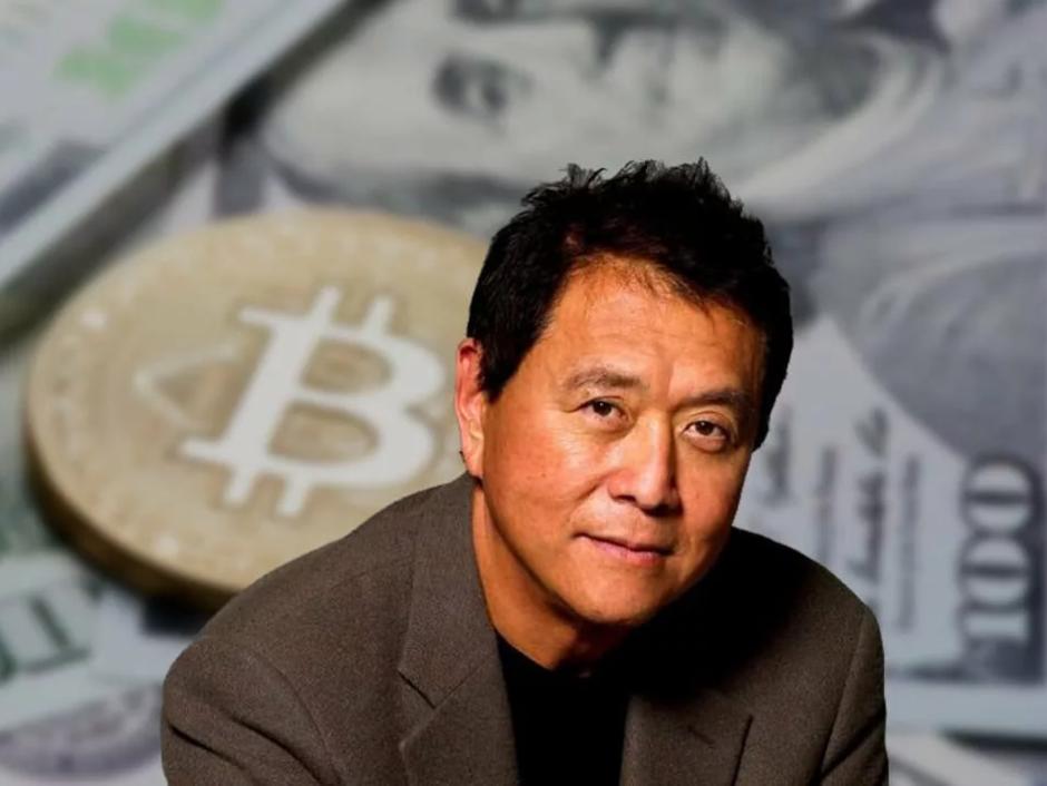 Автор финансовых бестселлеров Роберт Кийосаки: доллар США умирает,  покупайте Биткоин!